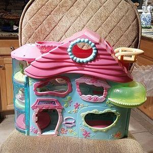 Littlest Pet Shop Biggest Playhouse Playset Hasbro